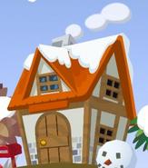 Casa Animal Crossing