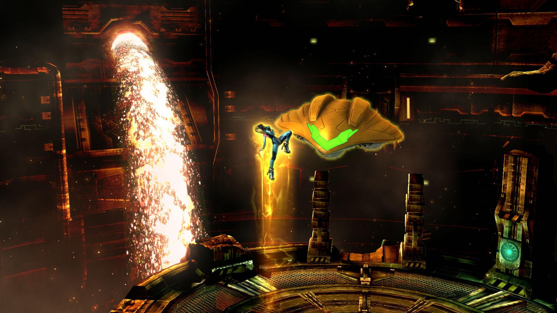 Nave de combate (Smash Final)