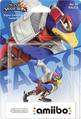 Embalaje del amiibo de Falco