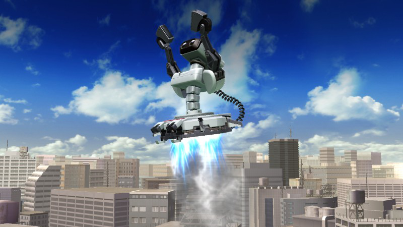 Propulsor Robo