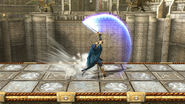Danza del sable (Marth) (5) SSB4 (Wii U)