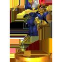 Lista de trofeos de SSB4 3DS (F-Zero)