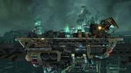 Versión omega de Midgar SSB4 (Wii U)