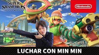 Luchar_con_Min_Min._Ultimate_–_Luchar_con_Min_Min_(Nintendo_Switch)