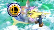 Bumper en el Castillo de Peach (64) SSB4 (Wii U)
