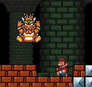 Bomba Bowser en Super Mario Bros 3