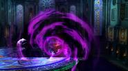 Darkrai usando Brecha negra SSB4 (Wii U)