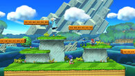 Reino Champiñón U SSB4 (Wii U) (1)