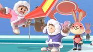 Ice Climbers y Arcade Bunny SSBU