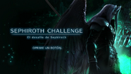 Desafio de Sephirot NTSC