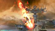 Patada Falcon SSB4 (Wii U)
