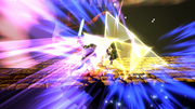 Golpe Trifuerza (Link) (4) SSB4 (Wii U)
