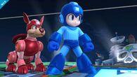 Movimiento de Mega Man (2) SSB4 (Wii U)