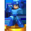 Lista de trofeos de SSB4 3DS (Mega Man)
