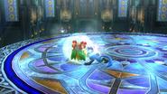 Bellossom (2) SSB4 (Wii U)