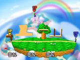 Escenario Beta de Kirby No. 2