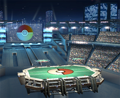 Estadio Pokémon 2
