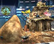 Estadio Pokémon 2 Tipo Tierra SSBB