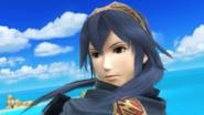 Lucina en Pilotwings SSB4 (Wii U)