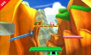 Super Mario 3D Land SSB4 (3DS) (2)