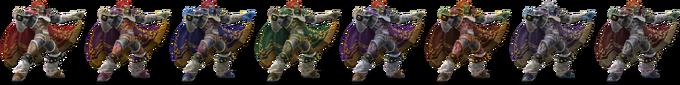 Paleta de colores de Ganondorf SSBU.png