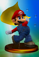 Trofeo de Mario (Smash 1)
