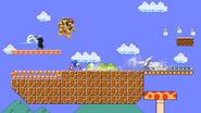 Super Mario Maker (Super Mario Bros.) SSB4 (Wii U)