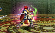 Golpe Crítico Roy (1) SSB4 (3DS)