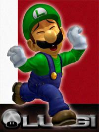 Luigi (SSBM)