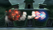 Misil verde SSB4 (Wii U)