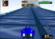 Big Blue F-Zero X