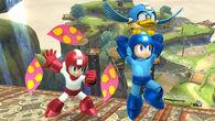Ataques especiales personalizables de Mega Man SSB4 (Wii U)