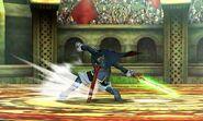 Danza del sable Lucina (8) SSB4 (3DS)
