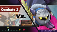 Combate 3 (Smash Arcade) Fox