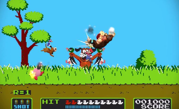 Duck Hunt (escenario)