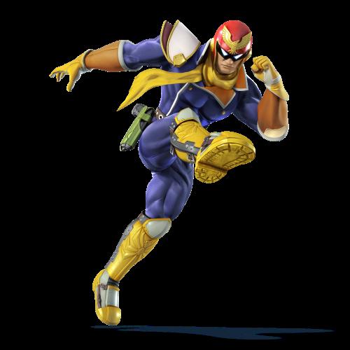 Captain Falcon (SSB4)