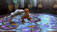 Entei en SSB4 Wii U