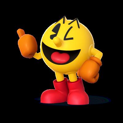 Pac-Man (SSB4)