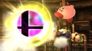 Bola Smash SSB4 (Wii U)