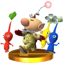 Lista de trofeos de SSB4 3DS (Pikmin)
