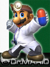 Dr. Mario (SSBM)