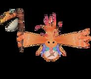 Pose T Riki SSB4 (Wii U)