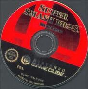 CD Super Smash Bros. Melee SSBM