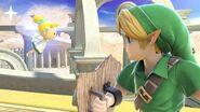 Young Link en el Reino del Cielo SSBU