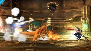 Sombra Vil SSB4 (Wii U)