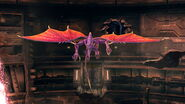 Entrada de Ridley (2) SSB4 (Wii U)