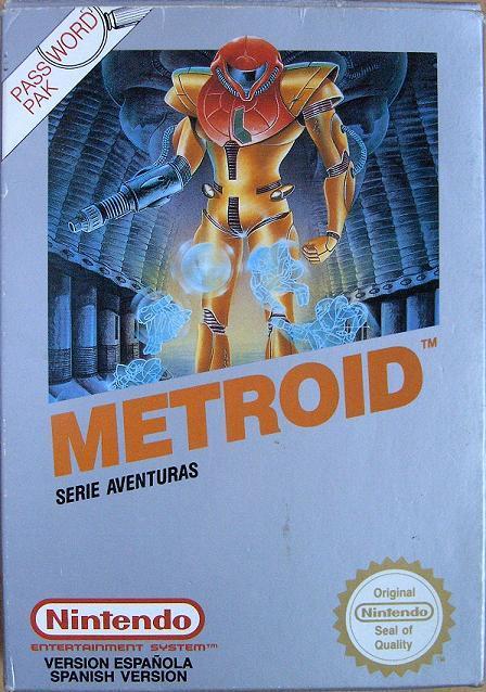 Metroid (juego)