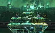 Vista general de Midgar SSB4 (3DS)