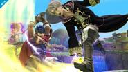 Daraen y Ike SSB4 (Wii U)
