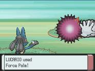 Palmeo Pokémon Platino